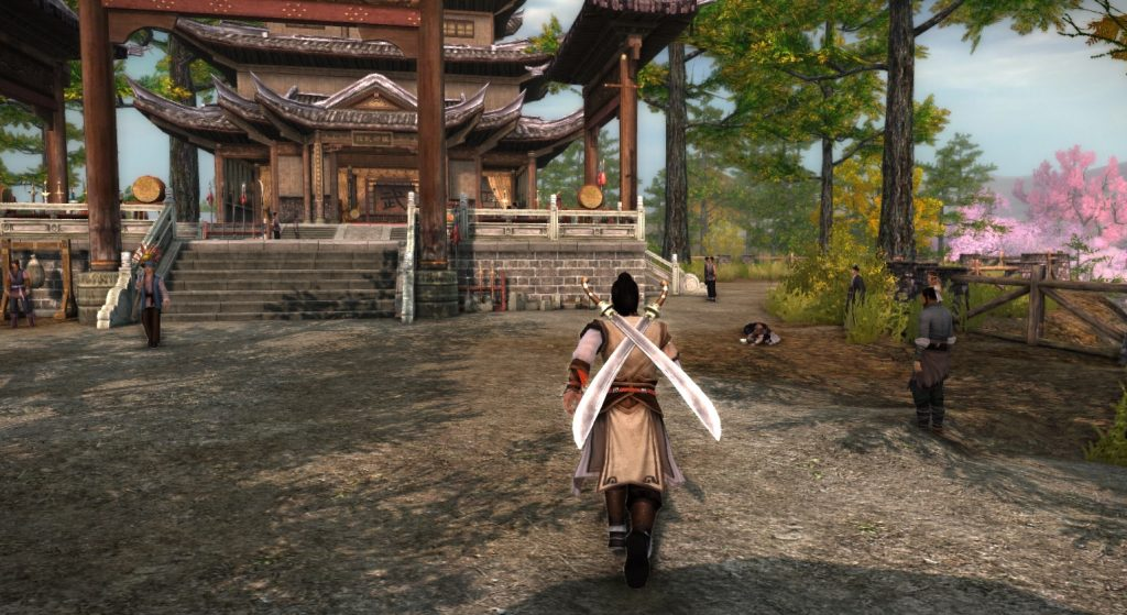 Age of Wushu Review | Gammicks