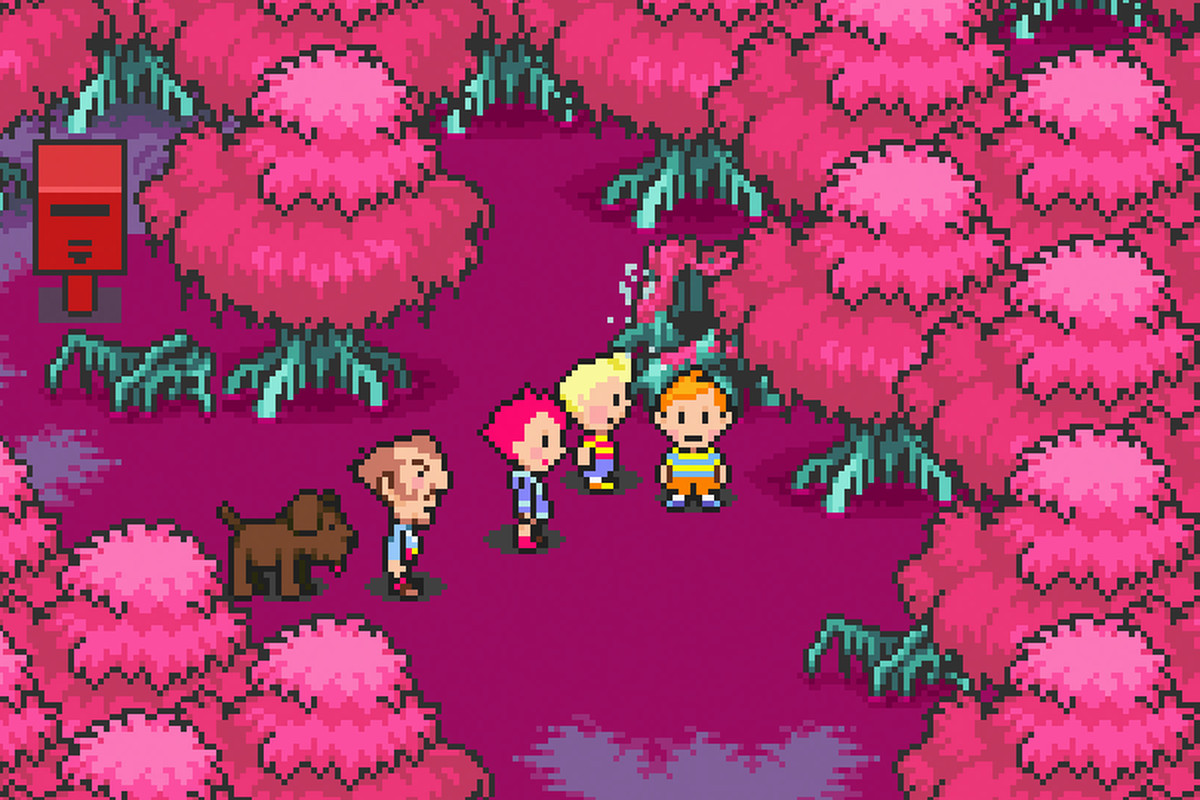 Mother 3 | Gammicks