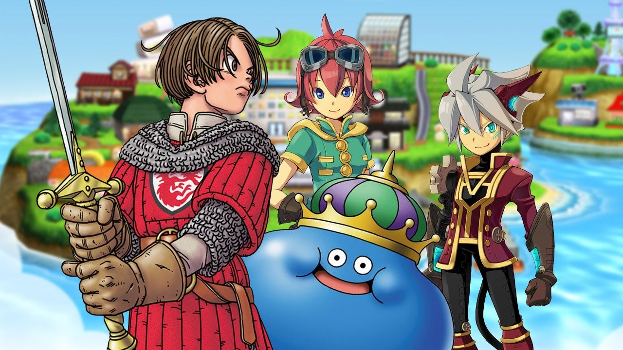 Dragon Quest X | Gammicks