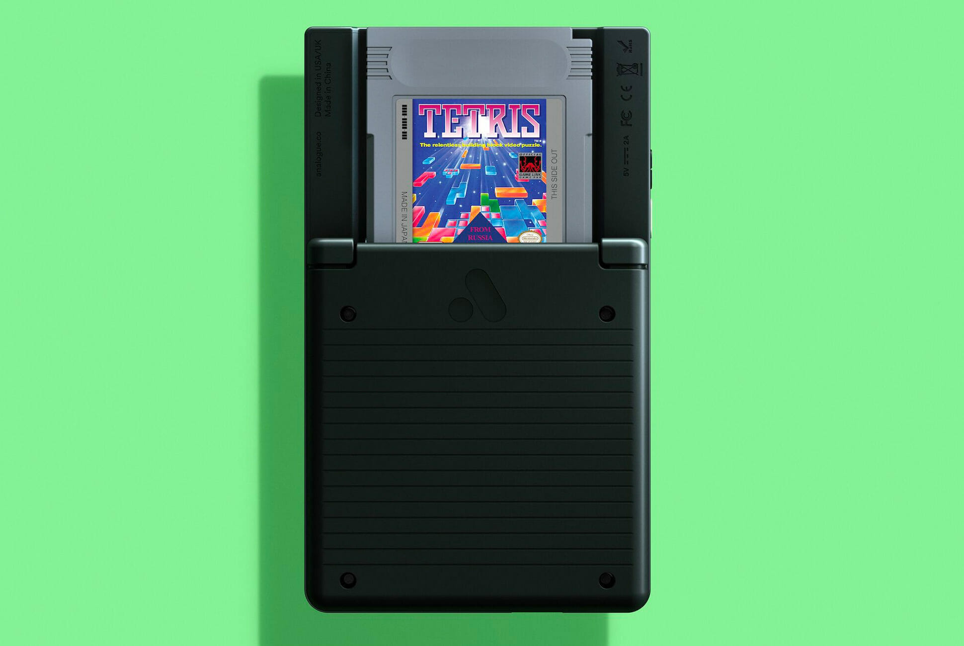 Real Cartridge Support | Analogue Pocket: The Return of the Gameboy in 2020 | Gammicks