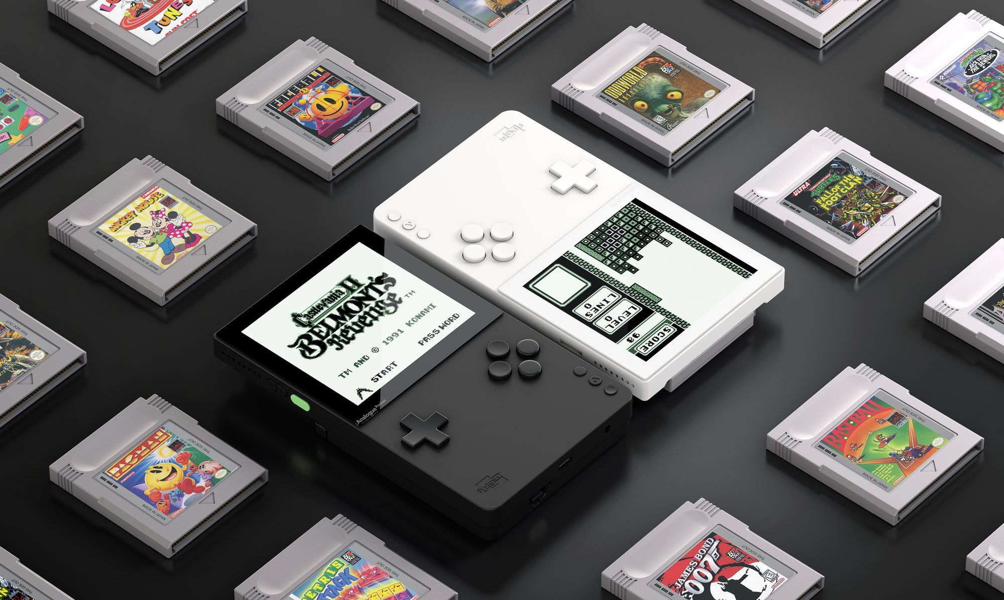 Highly Adaptive | Analogue Pocket: The Return of the Gameboy in 2020 | Gammicks