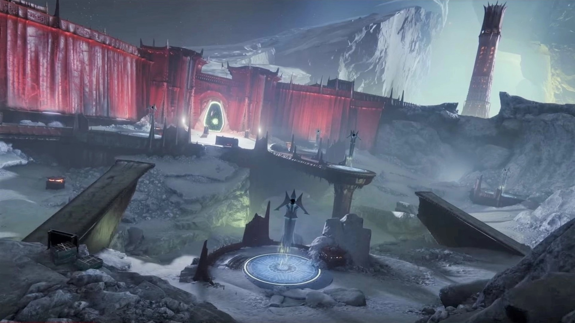 The Moon Has Been Added as a Location  | Everything New in Destiny 2: Shadowkeep | Gammicks