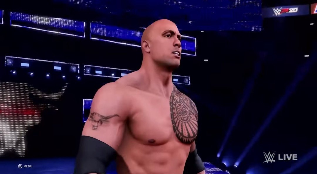The Wrestlers Don't Look like Their Real-Life Counterparts | Everything Wrong With WWE 2K20 | Gammicks