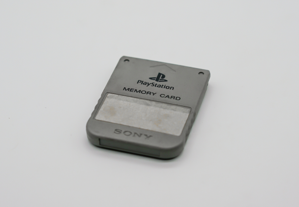 Hello, Memory Cards   8 Ways the Original Playstation Changed Gaming History   Gammicks