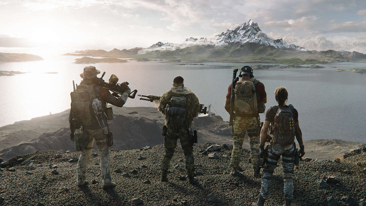 Tom Clansy's Ghost Recon: Breakpoint