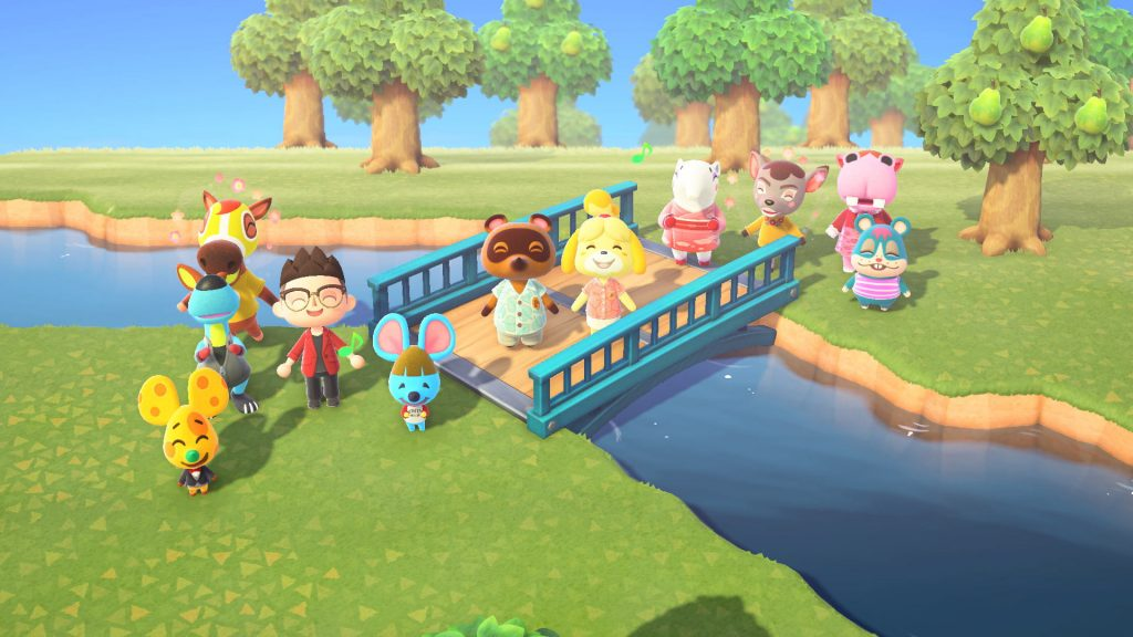 Animal Crossing: New Horizons | 8 Best Games to Binge During Social Isolation | Gammicks.com