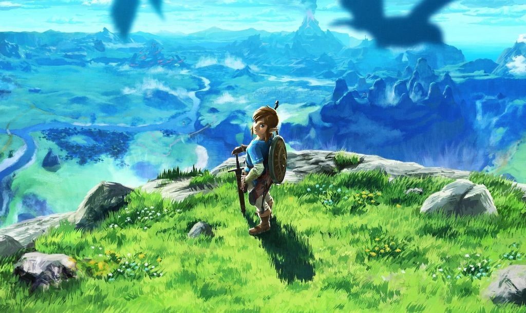 The Legend of Zelda: Breath of The Wild | 8 Best Games to Binge During Social Isolation | Gammicks.com
