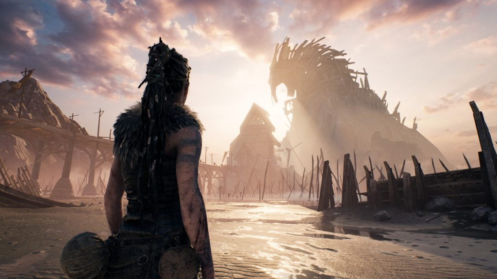 Hellblade: Senua's Sacrifice | 10 Underrated Games You Should Give a Try | Gammicks.com