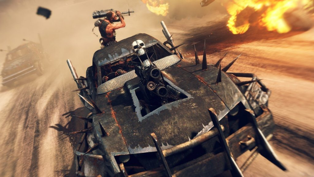 Mad Max | 10 Underrated Games You Should Give a Try | Gammicks.com