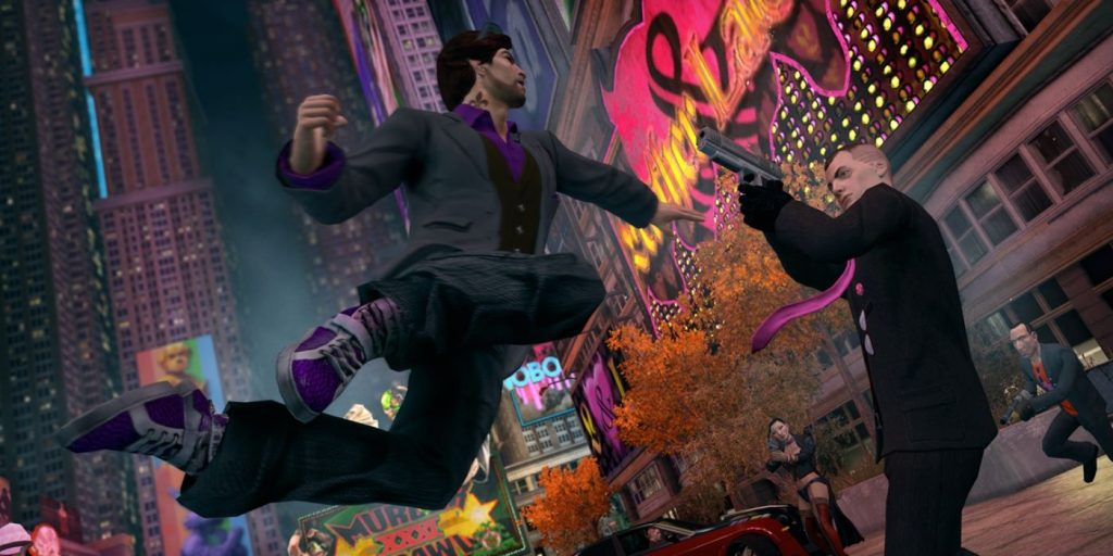 You can start anywhere, really | 10 Great Reasons to play the Saint's Row Games | Gammicks.com