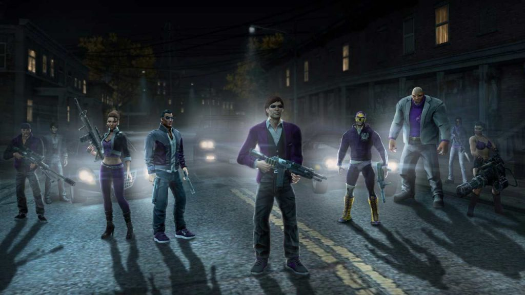 Mayhem with a buddy | You can start anywhere, really | 10 Great Reasons to play the Saint's Row Games | Gammicks.com
