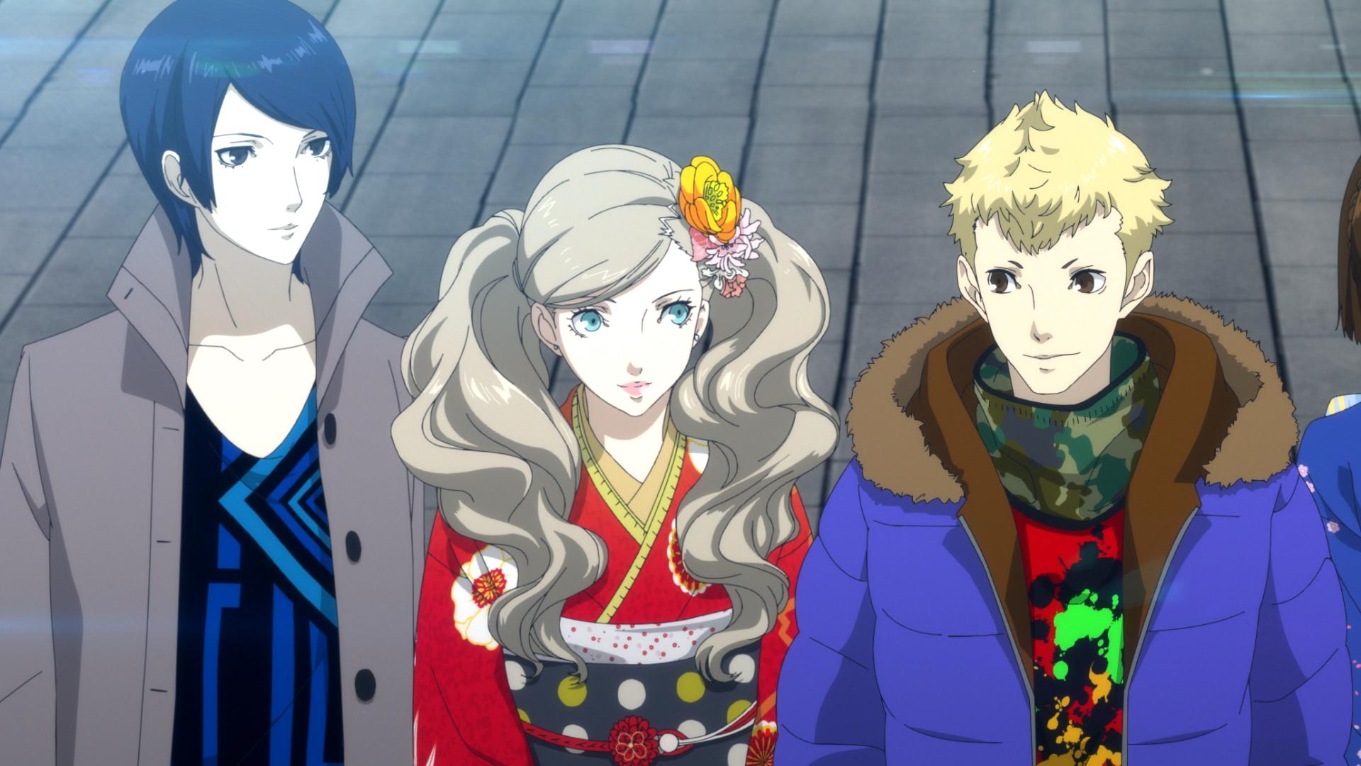 Persona 5 (Royal)