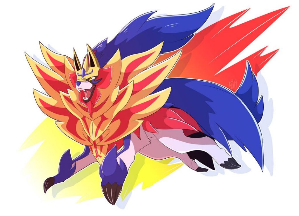 Zamazenta | A Guide To The Best New Pokémon In Sword & Shield | Gammicks