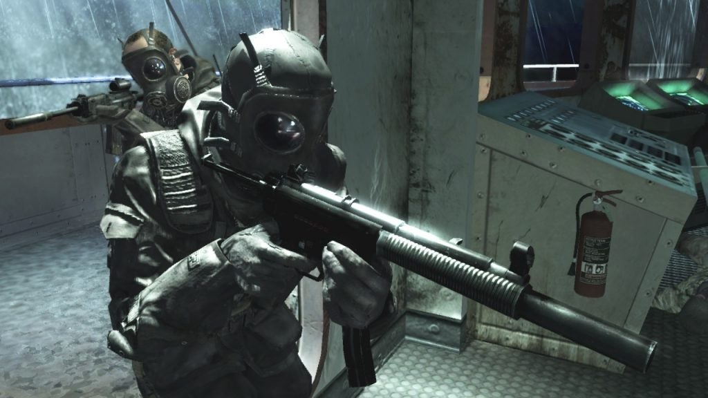Call of Duty 4: Modern Warfare | Call of Duty Games Ranked From Worst To Best | Gammicks.com