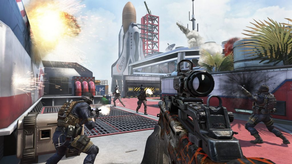 Call of Duty: Black Ops 2 | Call of Duty Games Ranked From Worst To Best | Gammicks.com