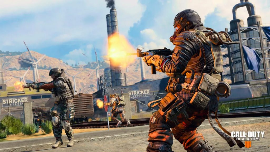 Call of Duty: Black Ops 4 | Call of Duty Games Ranked From Worst To Best | Gammicks.com