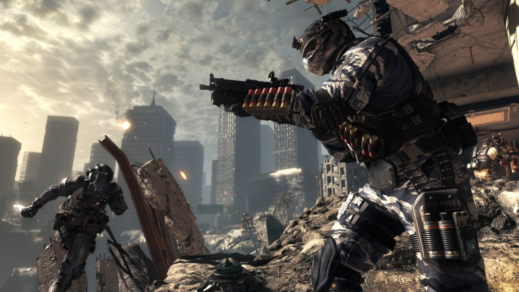 Call of Duty: Ghosts | Call of Duty Games Ranked From Worst To Best | Gammicks.com
