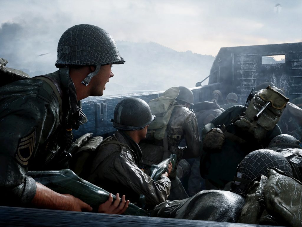 Call of Duty WW2 | Call of Duty Games Ranked From Worst To Best | Gammicks.com