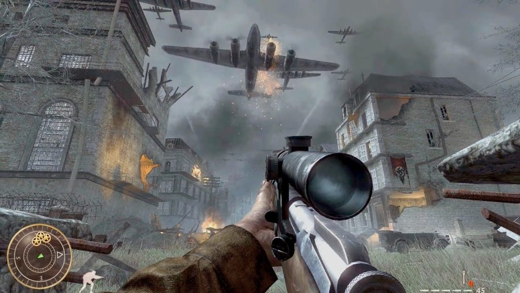 Call of Duty: World at War | Call of Duty Games Ranked From Worst To Best | Gammicks.com