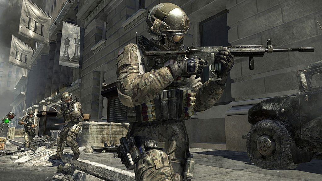 Call of Duty: Modern Warfare 3 | Call of Duty Games Ranked From Worst To Best | Gammicks.com