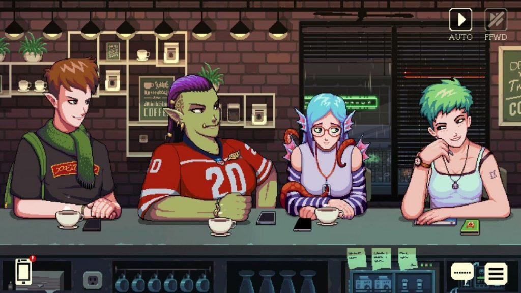 Coffee Talk | Best Video Game Hidden Gems From 2020 So Far | Gammicks.com