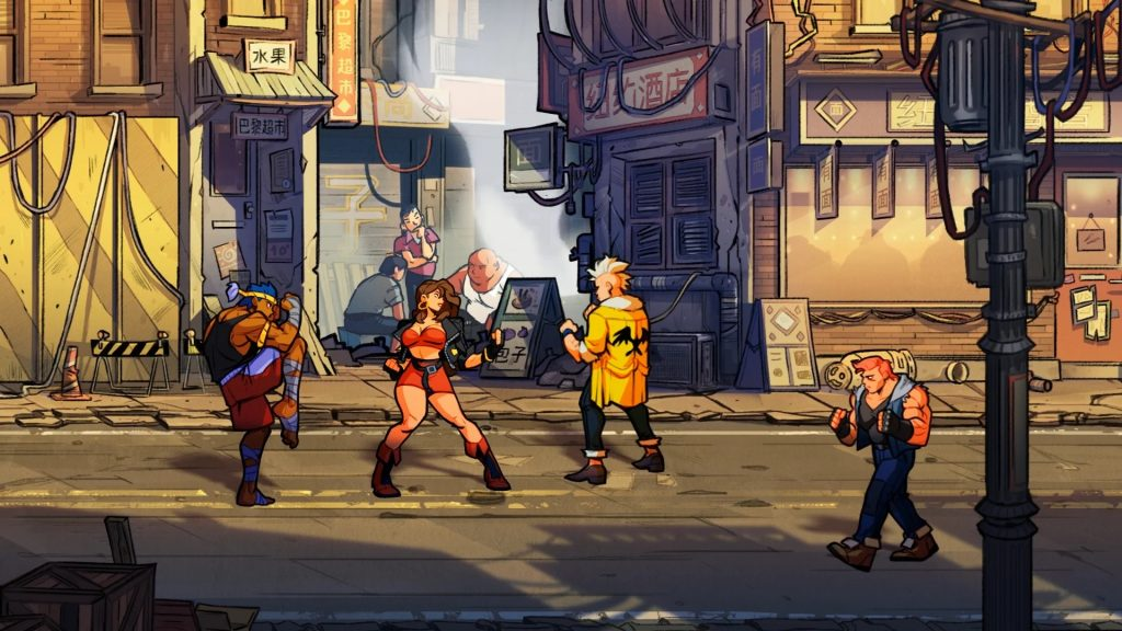 Streets of Rage 4 | Best Video Game Hidden Gems From 2020 So Far | Gammicks.com