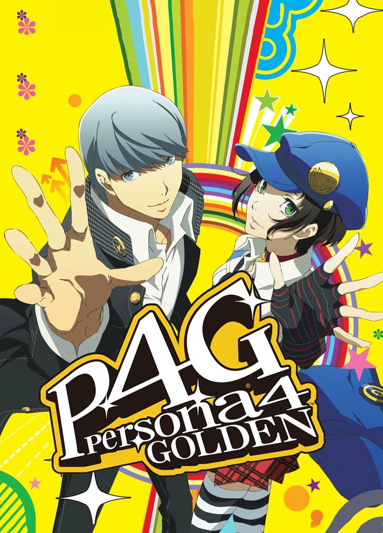 Persona 4 (Golden