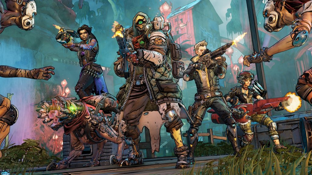 Borderlands 3 | 9 Biggest Deals of Sony's Days of Play Sale | Gammicks.com