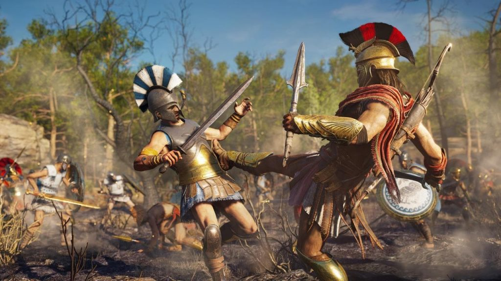 Assassin's Creed Odyssey: Ultimate Edition | 9 Biggest Deals of Sony's Days of Play Sale | Gammicks.com