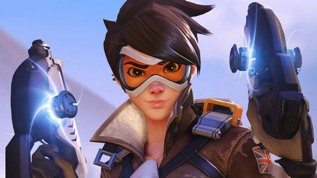 Tracer (Overwatch) | Top 7 LGBTQ+ Characters in Video Games | Gammicks.com