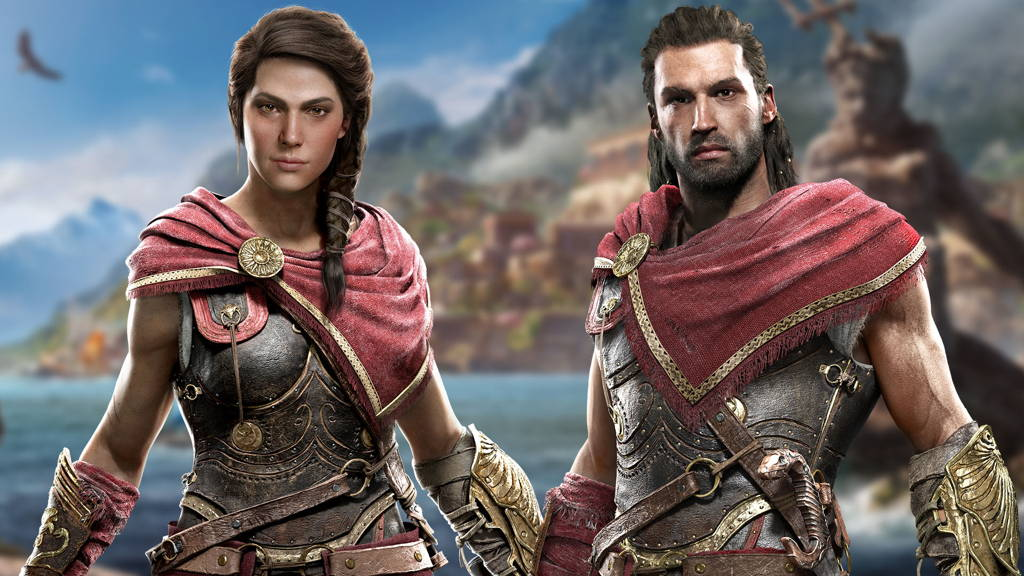 Alexios/Kassandra (Assassin's Creed Odyssey) | Top 7 LGBTQ+ Characters in Video Games | Gammicks.com