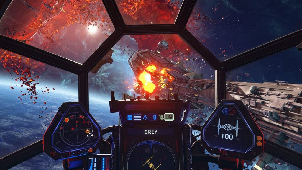 Beyond Battlefront   Why Star Wars: Squadrons May Be the Game-Changer Fans Have Been Waiting For   Gammicks.com