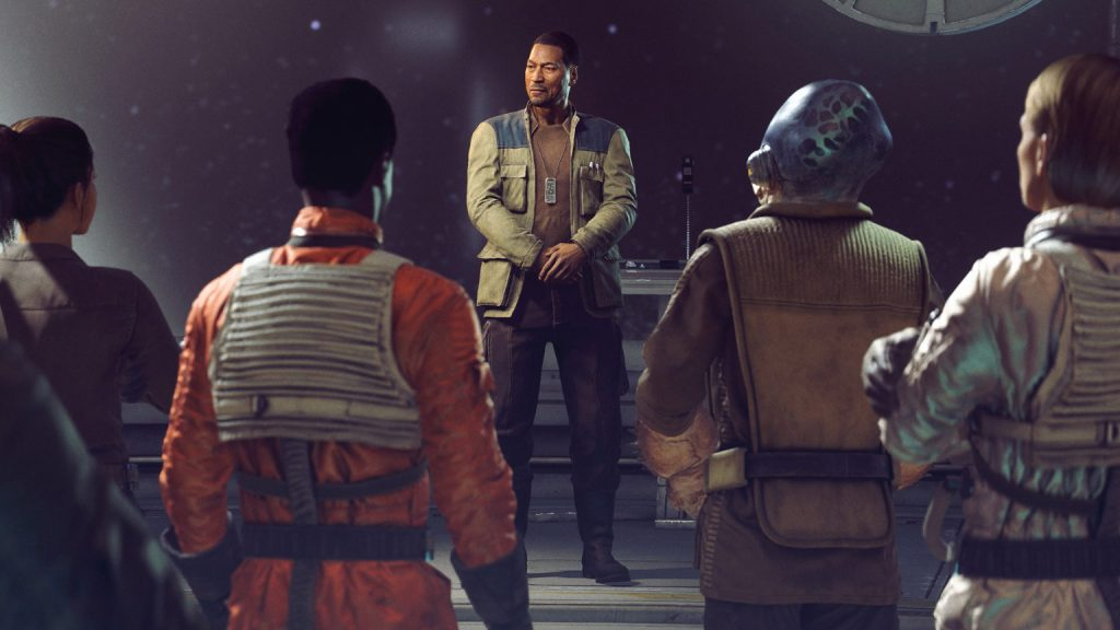 A Real Campaign   Why Star Wars: Squadrons May Be the Game-Changer Fans Have Been Waiting For   Gammicks.com