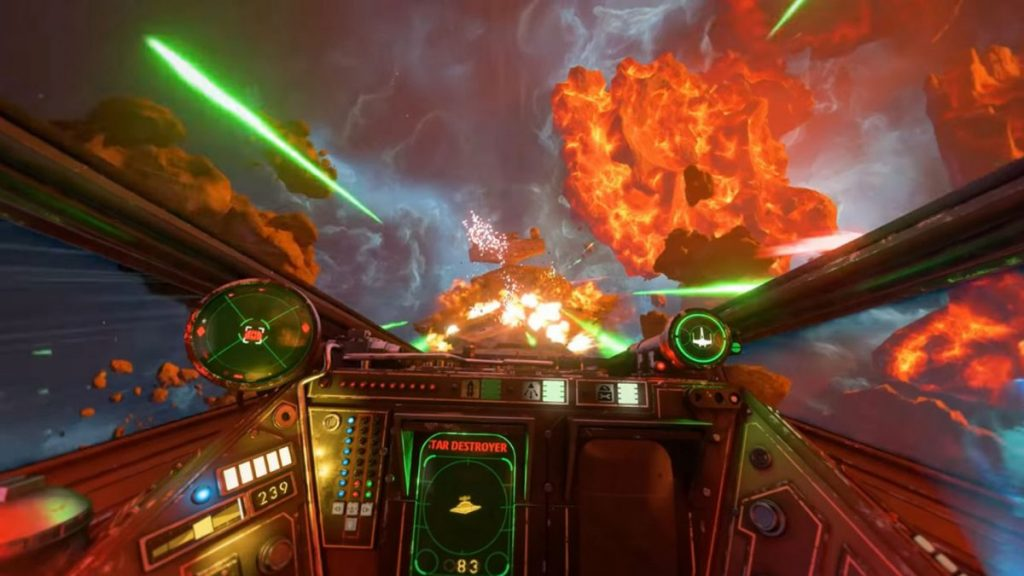 VR Space Combat | Why Star Wars: Squadrons May Be the Game-Changer Fans Have Been Waiting For | Gammicks.com