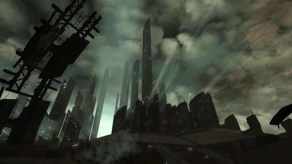 Mombasa Streets in Halo 3: ODST | The 10 Greatest Moments From the Halo Games | Zestradar