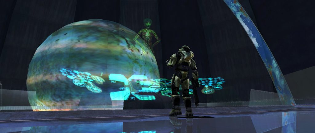 The betrayal of 343 Guilty Spark In Halo: Combat Evolved | The 10 Greatest Moments From the Halo Games | Zestradar