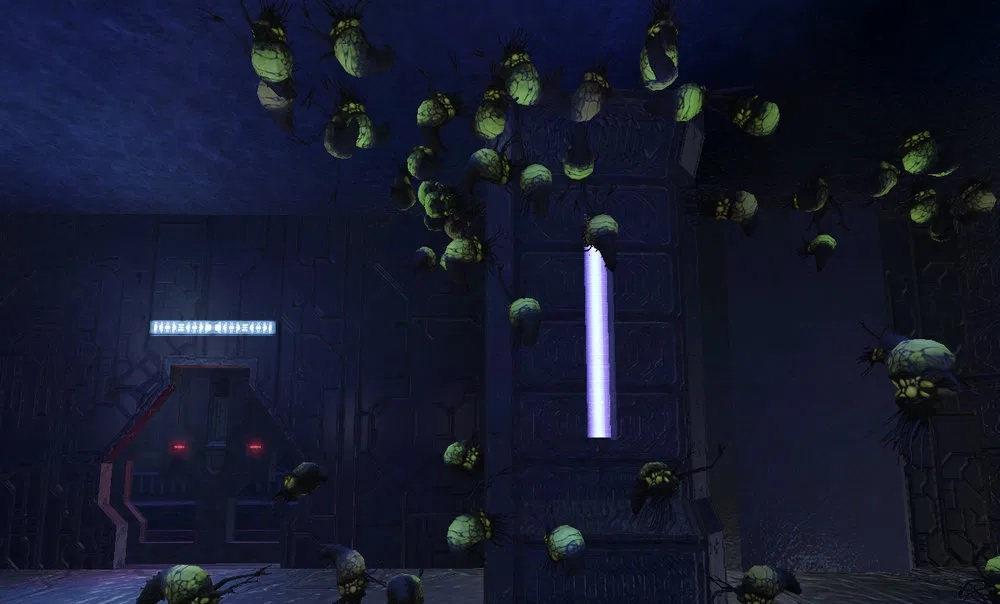 Meeting the Flood in Halo: Combat Evolved | The 10 Greatest Moments From the Halo Games | Zestradar