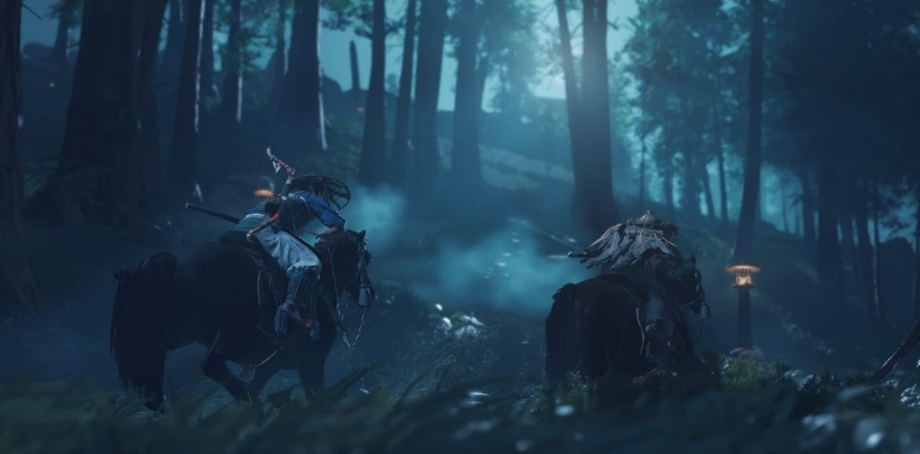 Gameplay | Ghost of Tsushima Review | Gammicks.com
