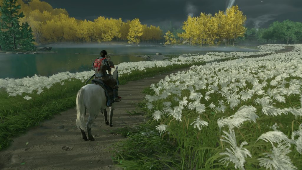Presesntation | Ghost of Tsushima Review | Gammicks.com