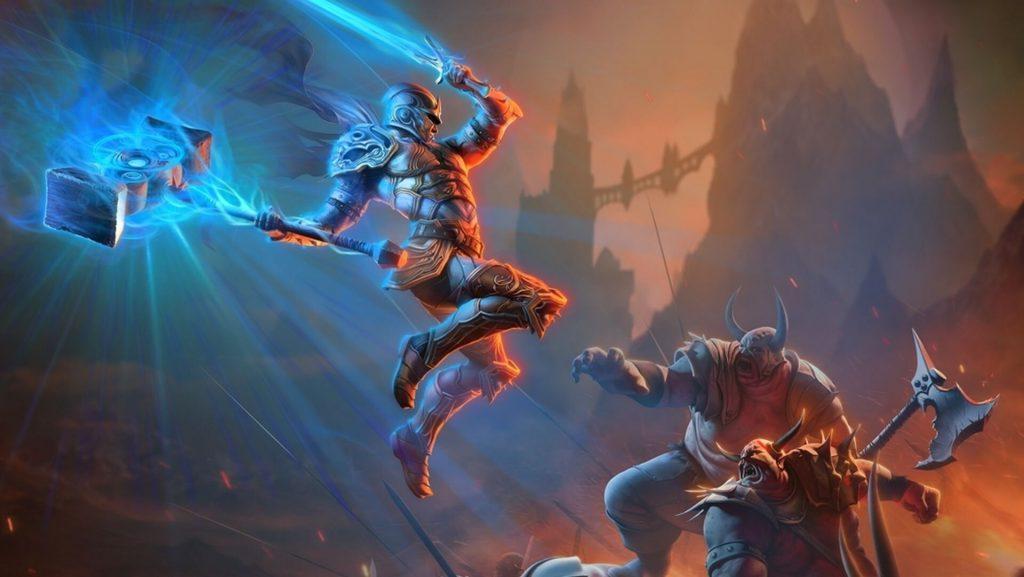 Kingdoms of Amalur: Reckoning   Top 10 Fantasy Games Of All Time, Ranked   Gammicks.com