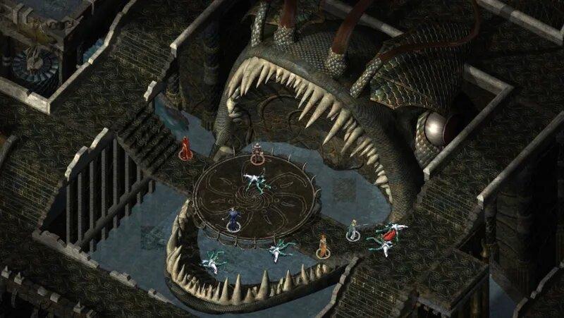 Baldur's Gate: Enhanced Edition   Top 10 Fantasy Games Of All Time, Ranked   Gammicks.com