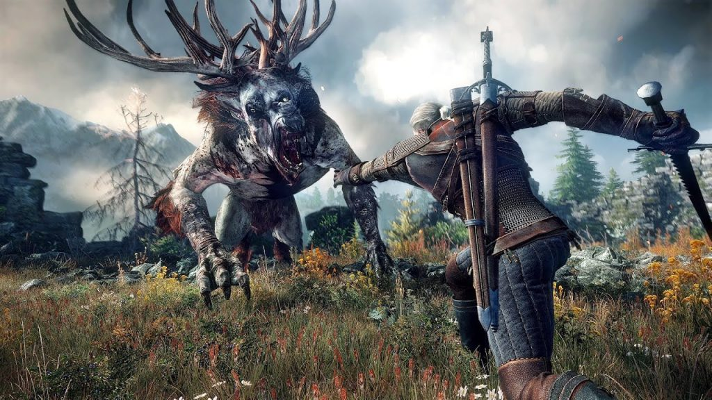 The Witcher III: Wild Hunt   Top 10 Fantasy Games Of All Time, Ranked   Gammicks.com