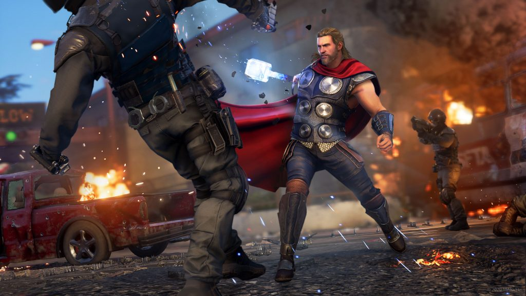 Slow gameplay | Why the New Avengers Game May Already Be Dead On Arrival | Gammicks.com