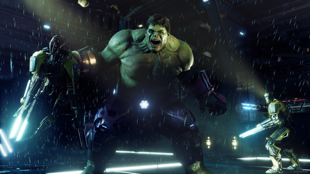 Weaker characters | Why the New Avengers Game May Already Be Dead On Arrival | Gammicks.com