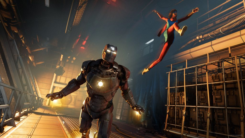 Some good news | Why the New Avengers Game May Already Be Dead On Arrival | Gammicks.com