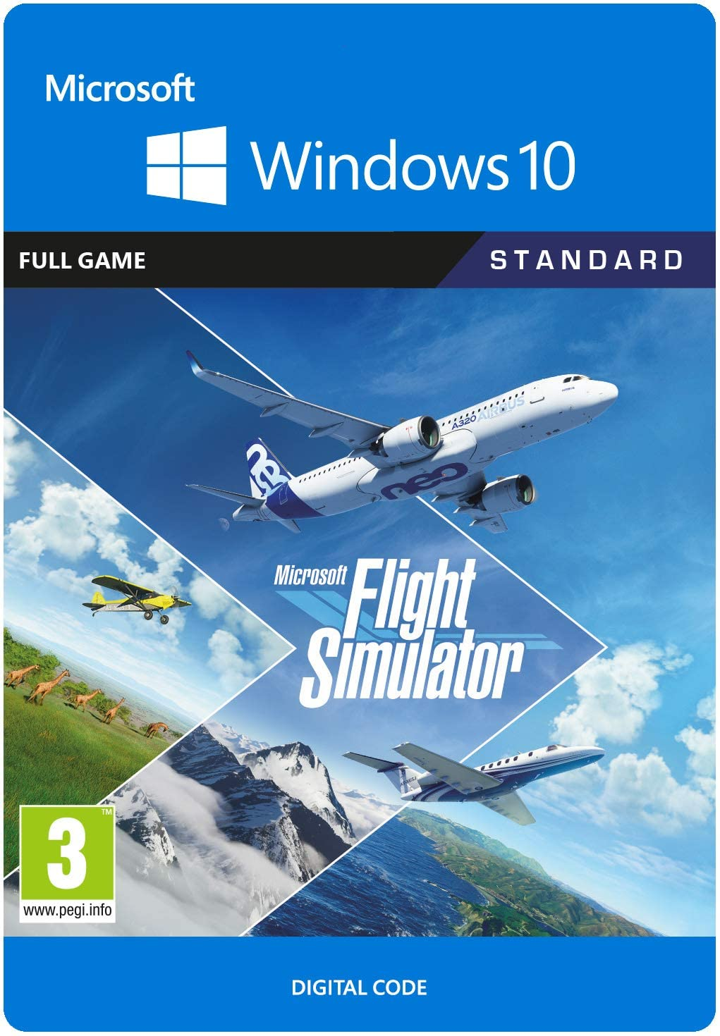 Microsoft Flight Simulator 2020