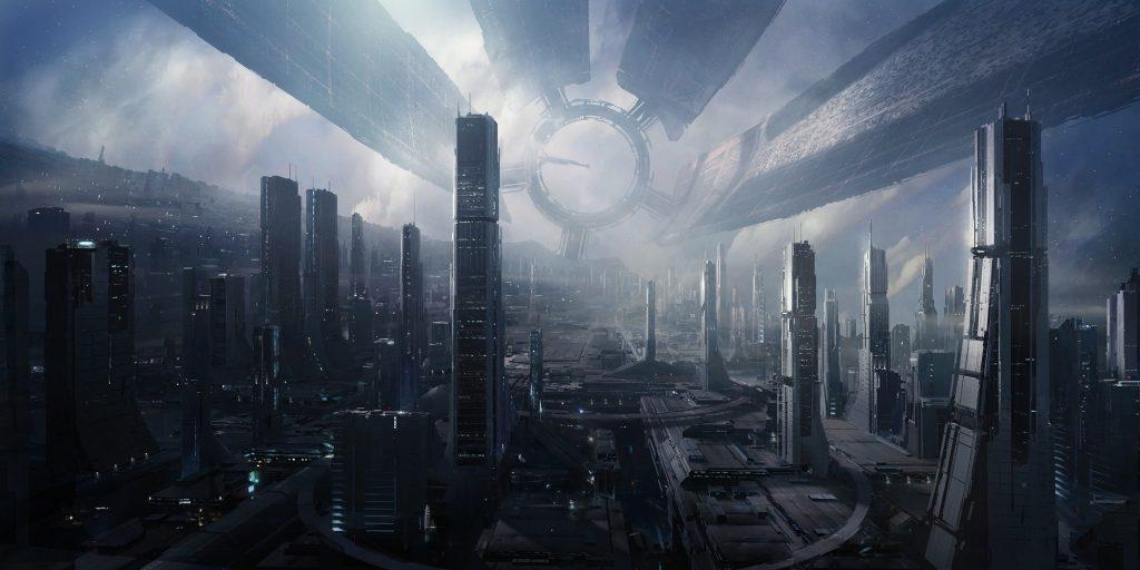 The Milky Way - Mass Effect | Top 10 RPG Worlds to Explore | Zestradar