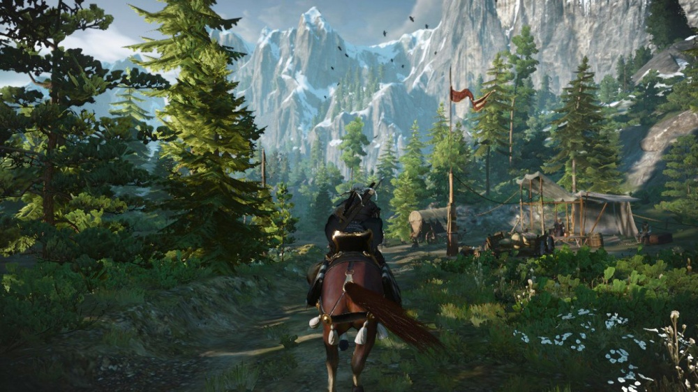 The Continent - The Witcher III: Wild Hunt | Top 10 RPG Worlds to Explore | Zestradar